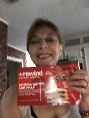 Gail S. review of Almond Butter & Jelly (Box of 12 Superbars)