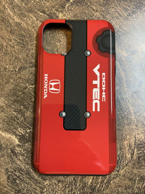 Cameron D. review of Honda Engine Phone Case