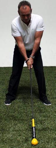 Tony B. review of Power Flex™ Swing Trainer