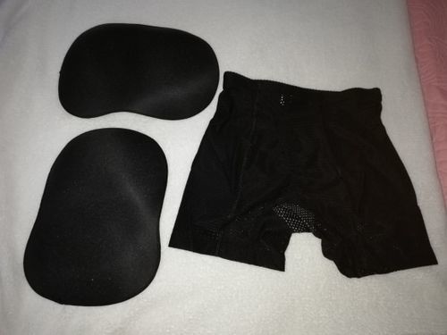Consuelo review of Hourglass Hip Shapers