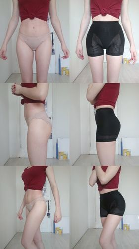 Cristina review of Hourglass Hip Shapers