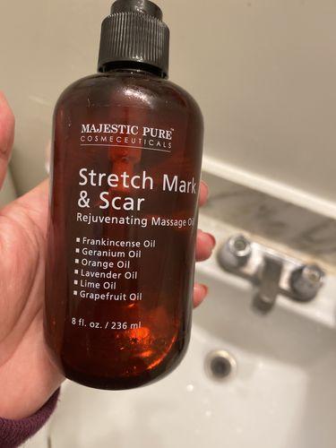 Frankincense Massage Oil 8 Oz Majestic Pure Cosmeceuticals