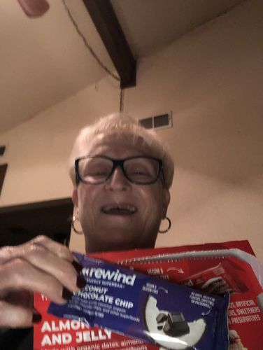 Linda C. review of Almond Butter & Jelly (Box of 12 Superbars)