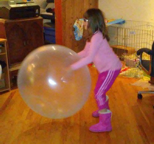 Susanne K. review of Bubble Ball