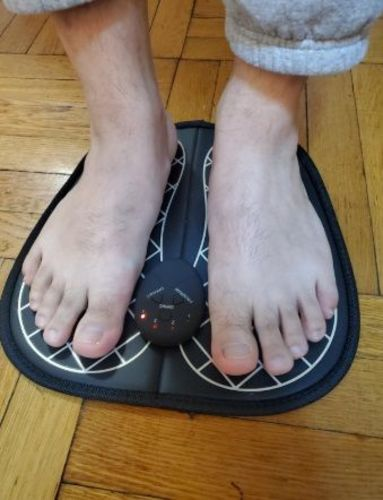 maxim z review of FOOT MASSAGE SIMULATOR