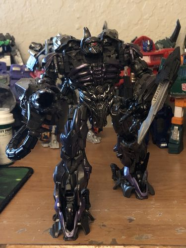 COOL Shockwave Lab SL-71 the hand blade for Studio Series SS56 Shockwave weapon