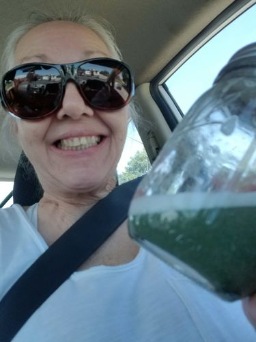 Green SuperJuice (Rejuvenating Berry Flavor)