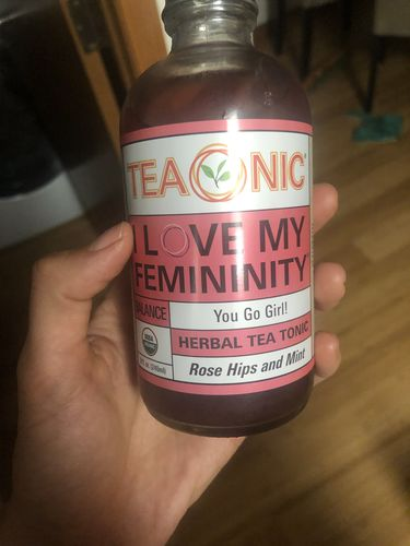 Carolina F. review of I LOVE MY FEMININITY : FEMALE BALANCE