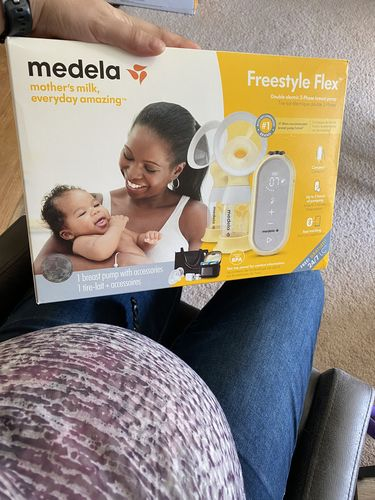 Medela Freestyle Flex Breast Pump 1 Natural Way