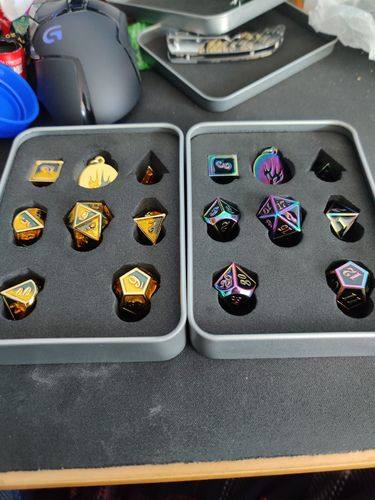 Andrew E. review of Intergalactic Mystery Dice