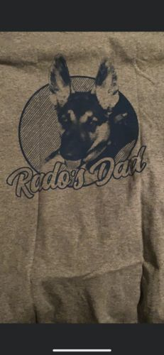 Human of Beloved Pet Customized T-shirt photo review
