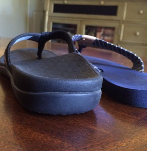 L***d review of Vionic Thong Sandals with Buckle Detail