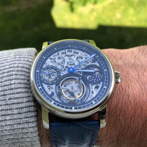 Alistair H review of Pre-Order The ERA Prometheus - The World's First Accessible Millionaire Tourbillon [Batch 12]