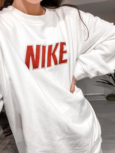 Vintage Nike Sweater Large
