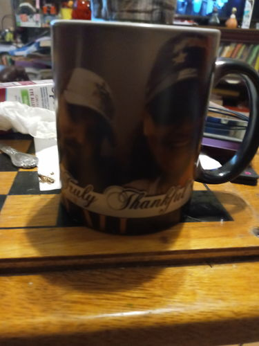 Juanita Y. review of Custom Color Changing Mug