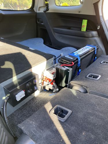 steven g. review of Behind-Seat Slimline Dual Battery System Kit (Lithium)