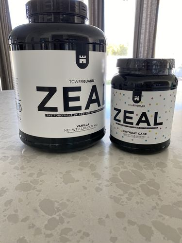 Zeal The Forefront Of Protein Supplementation Kingdom Nutrition