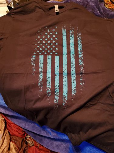Tanner B. review of DISTRESSED FLAG