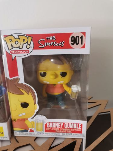 Funko Pop Animation: Simpsons- Barney