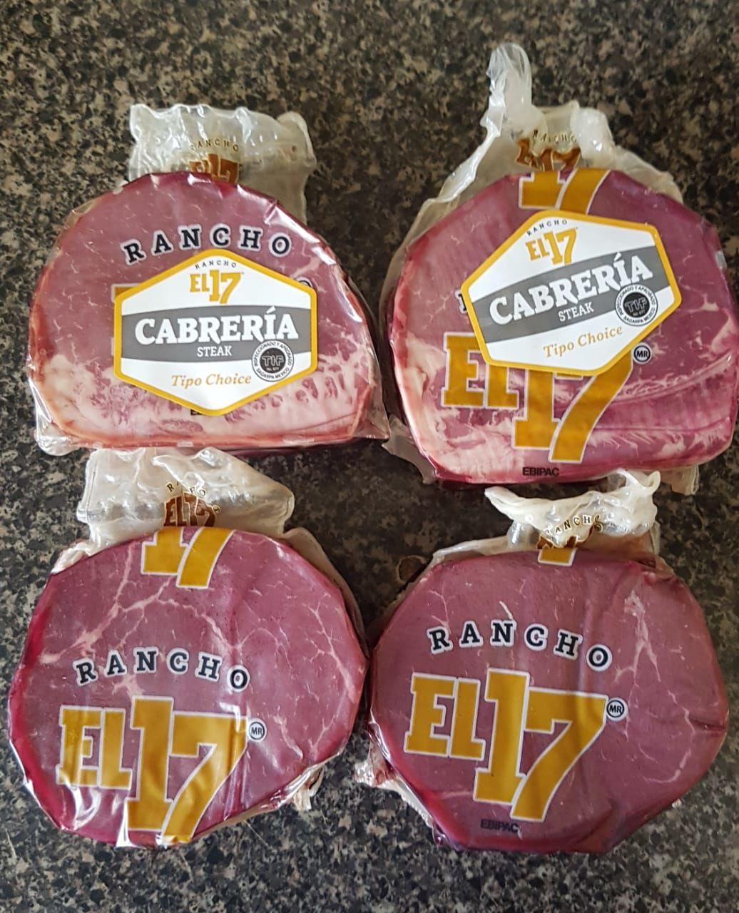 JOAQUIN O A. review of Filete cabrería con hueso