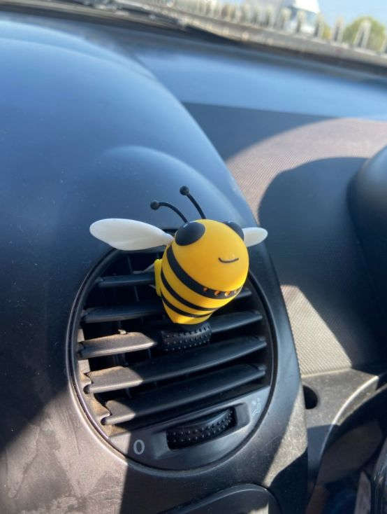Laura S. review of Little Bees Air Freshener